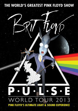 Pulse 2013 de Brit Floyd photo 2